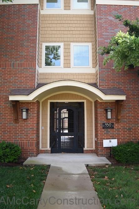 930 Flats front entrance