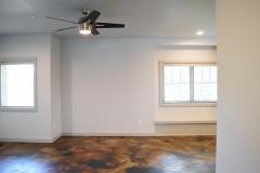 930 Flats living area