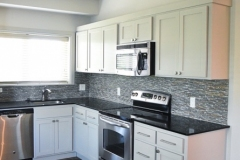 930 Flats kitchen with appliances included