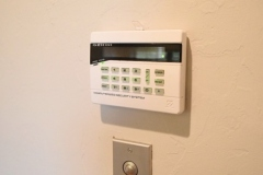 930 Flats pre-wired alarm security system