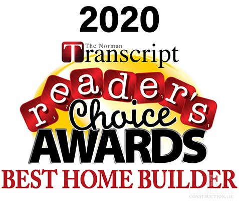 Norman Best of Readers Choice 2020 Best HomeBuilder